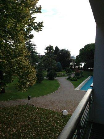 Falkensteiner Hotel Adriana: Utsikt i retning havet