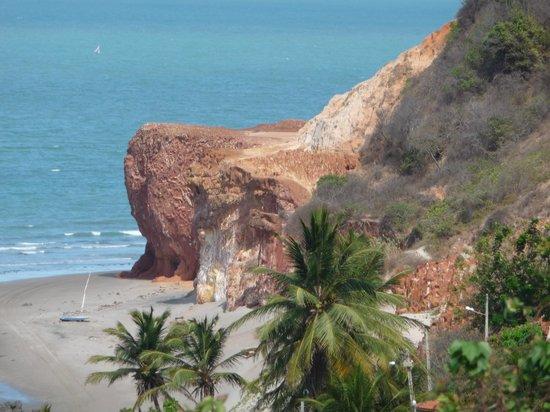 Pousada La Goduria: Ponta Grossa, localita' a 40 km sud di Canoa