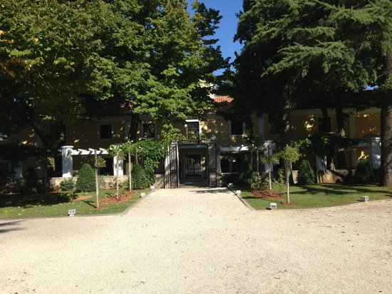 Falkensteiner Hotel Adriana: Mot hoveddel