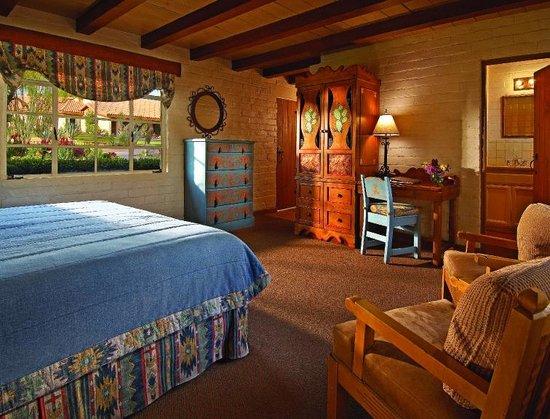 Rancho de los Caballeros : Room