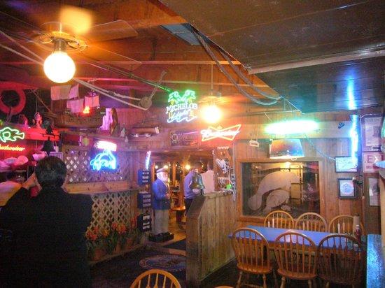 Phillippi Creek Village Restaurant & Oyster Bar : Phillippi Creek nov 14