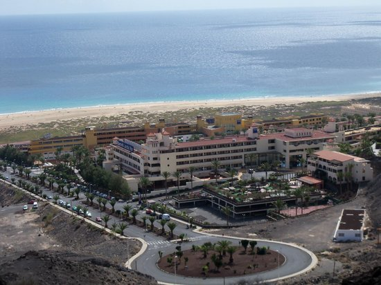 Occidental Jandia Mar : the hotel
