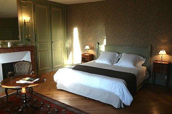 La Trimardière : Chambre
