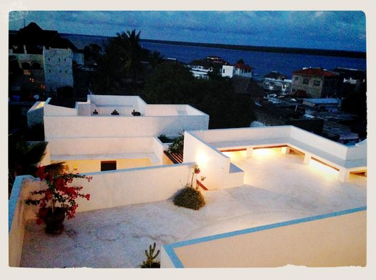 Andavelo House: View From Terrace