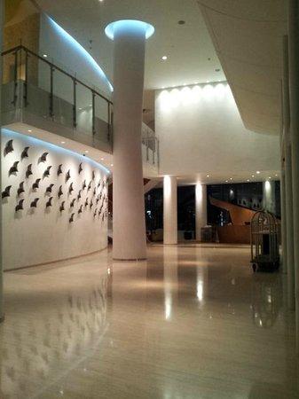 Sensa Hotel : Lobby yang luas