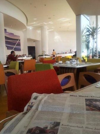 Sensa Hotel : Restaurant hotel