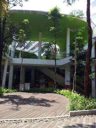 Sensa Hotel : jejeran cafe dan resto sekitar hotel