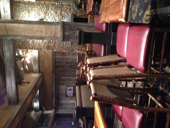 Goldfield's Cafe: Inside
