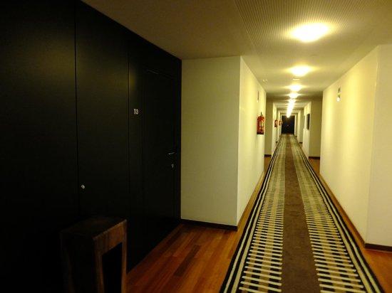 Parador de Antequera: Hallway