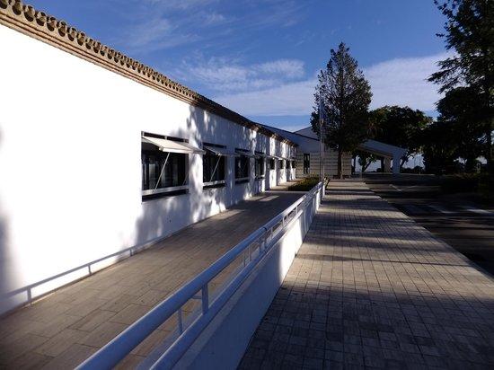 Parador de Antequera: Outside