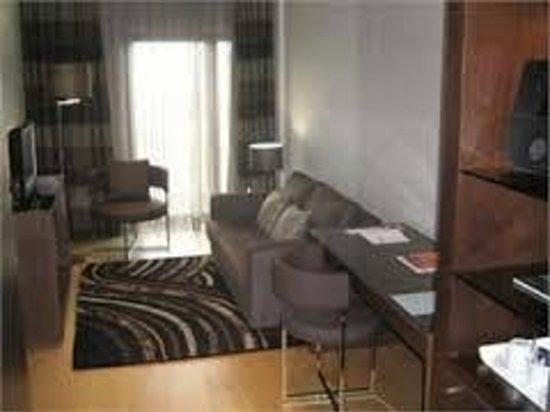 Eurostars Das Letras Hotel: Sala