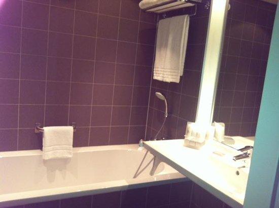WestCord Art Hotel Amsterdam : vasca