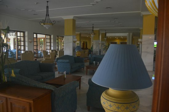 Iberostar Andalucia Playa : Hall