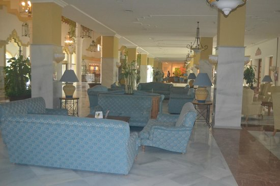 Iberostar Andalucia Playa: Hall