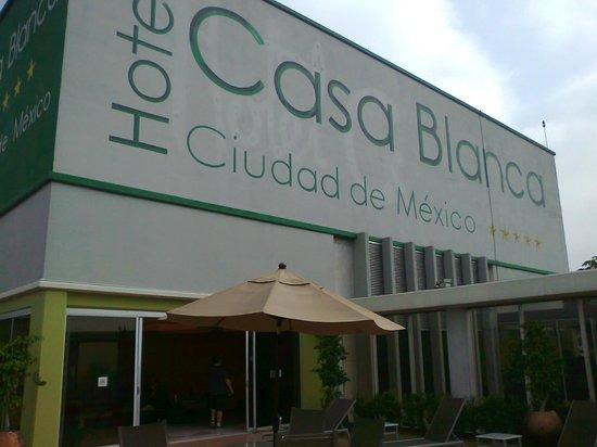 Hotel Casa Blanca Mexico City: Preço de Pousada.
