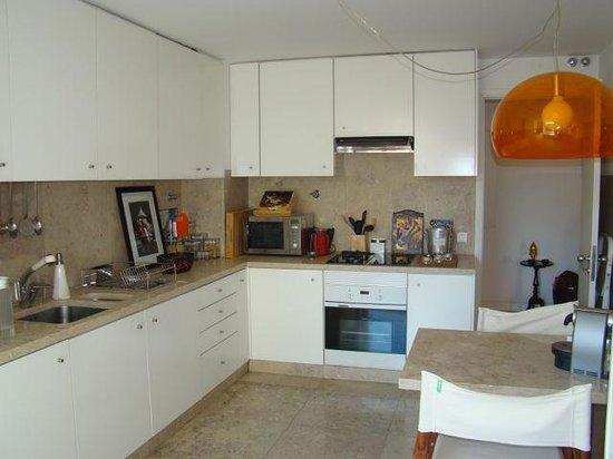 Casa Do Carmo: cozinha