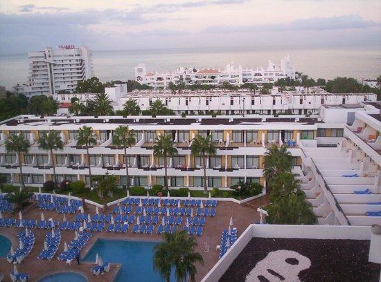 Iberostar Las Dalias: hotel las dalias