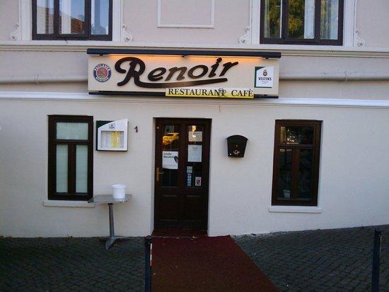 Restaurant Renoir: Renoir Lesum