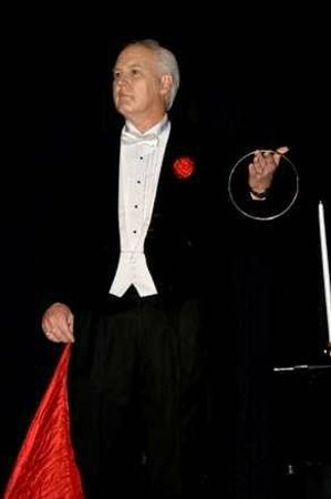 Cabaret of Magic Variety Arts Theater: Glenn Gary, our featured Magician