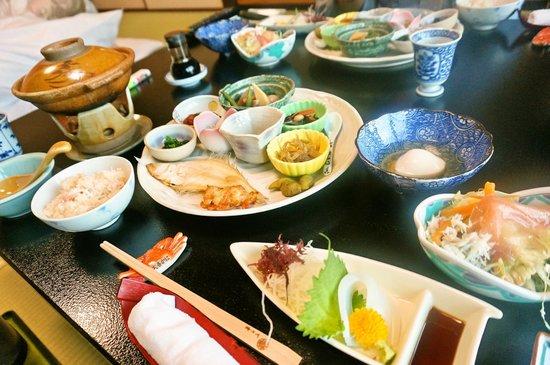Terikichi: 朝ご飯