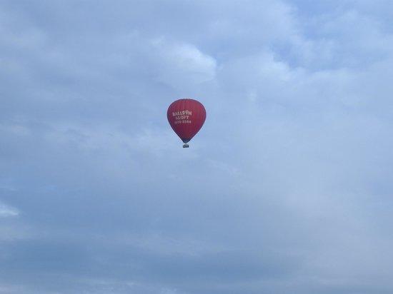 Balloon Aloft Gold Coast: Fellow balloonist's