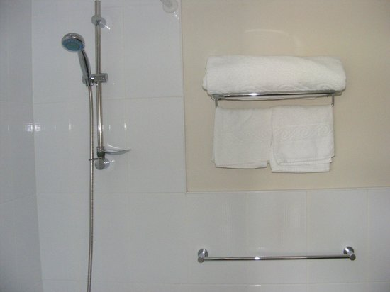 The Old Lodge Hotel: Bathroom