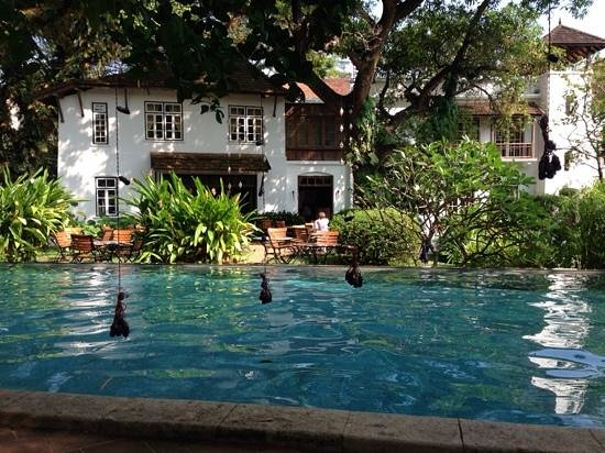 Old Harbour Hotel : very relaxing
