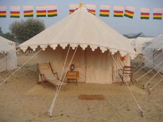 WH Royal Tents Pushkar Tente de luxe & Tente de luxe - Picture of WH Royal Tents Pushkar Pushkar ...