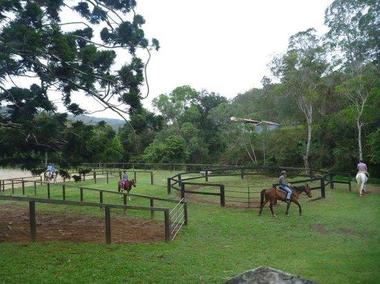 Clagiraba, Australien: Riding out