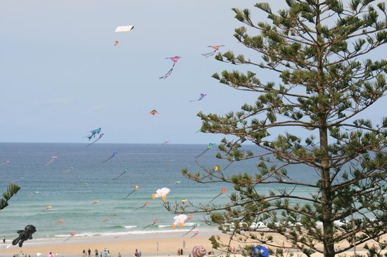 Kite Festival Kirra Beach