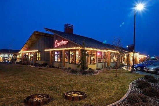 Cousins Restaurant & Lounge
