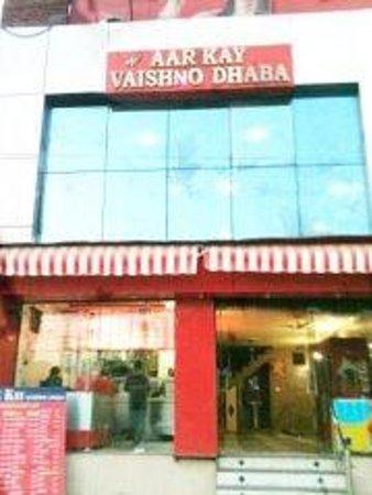 Aarkay Vaishno Dhaba
