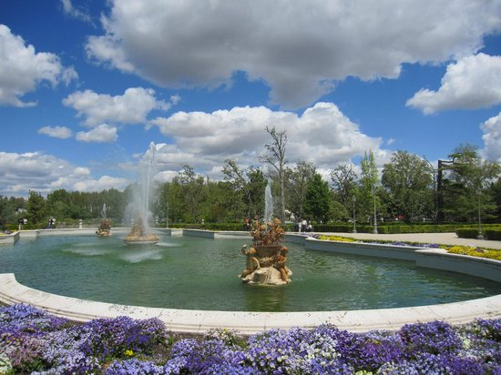 Jardines del palacio real de aranjuez picture of for Jardines de aranjuez horario