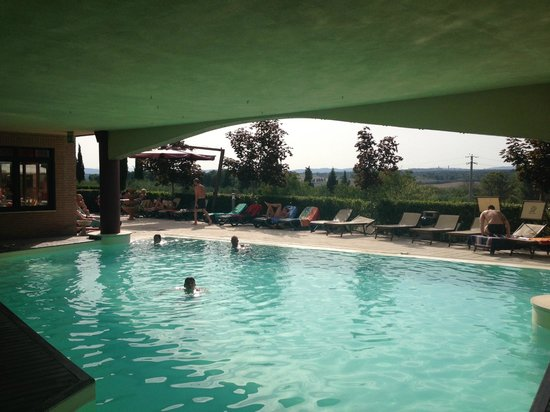 Montaperti Hotel: Pool