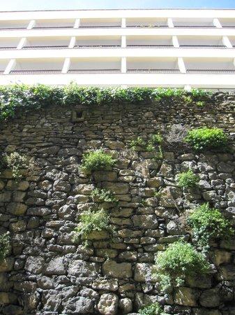 Muralla de Oviedo: Resto de la muralla.