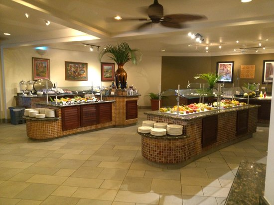 Beaches Ocho Rios Resort & Golf Club: The food was amazing. A wide selection, there was always something to eat no matter what your di