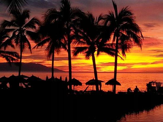 Now Amber Puerto Vallarta: Sunset