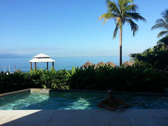 Now Amber Puerto Vallarta: Morning view Master Swimout