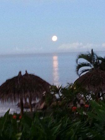 Now Amber Puerto Vallarta: Moon Setting Master Swimout