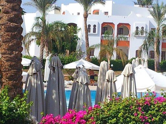 Sunrise Diamond Beach Resort : Vista del Hotel.