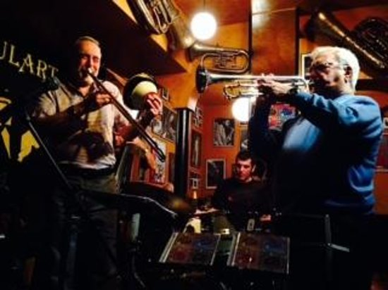 Cafe Populart : Canal Street Jazz Band
