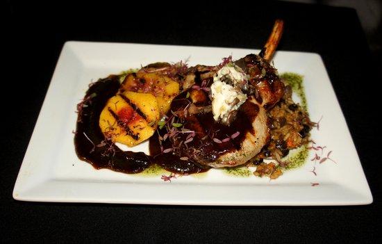 Bar Bistro: Grilled Pork Chop