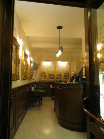 Hotel Santa Croce: Lobby