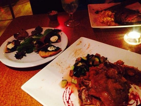 Chill Restaurant & Bar: $24 - two entree, appetizer, and salad