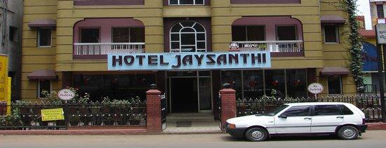 Jay'santhi Hotel Restaurant