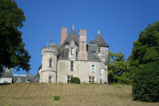 Domaine de Candé : Chateau de Candé