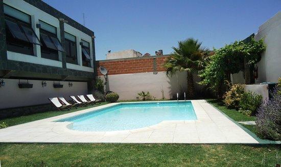 Hotel Los Sauces: Relax a pleno sol