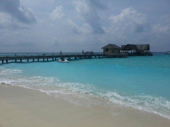 Palm Beach Resort & Spa Maldives : Plage