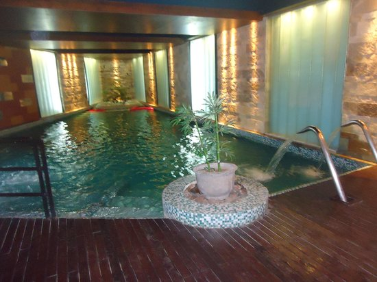 Imago Hotel & Spa: La piscina
