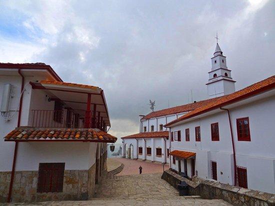 Bogotá, Kolumbien: El Cerro de Monserrate
